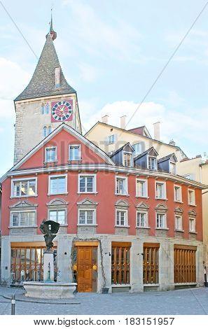 The Neumarkt Square