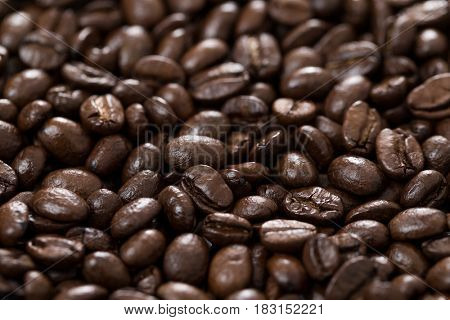 Grilled Coffee bean