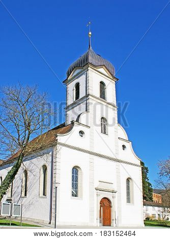The Reformed Church Of Baden