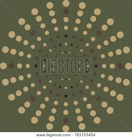 Halftone Pattern Background. Vector Dots Texture Retro. Abstract