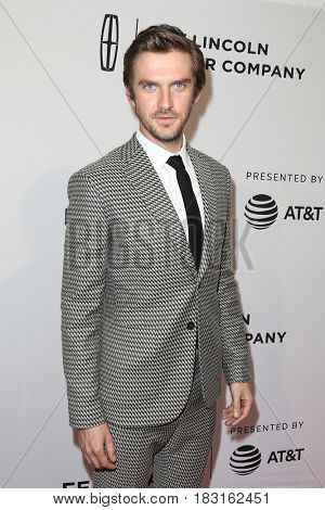 NEW YORK-APR 22: Dan Stevens attends the 'Permission' screening at SVA Theatre during the 2017 TriBeCa Film Festival on April 22, 2017 in New York City.