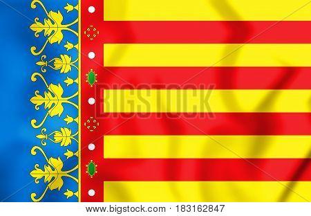 Flag_of_the_valencian_community_(2X3)