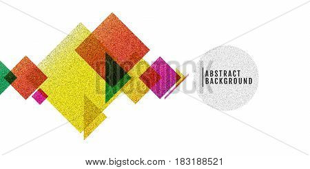 Abstract background texture gradation color. Rainbow for design on white background