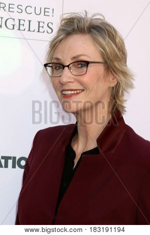 LOS ANGELES - APR 22:  Jane Lynch at the 2017 The Humane Society Gala at Parmount Studios on April 22, 2017 in Los Angeles, CA