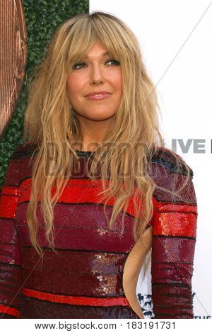 LOS ANGELES - APR 22:  Rachel Platten at the 2017 The Humane Society Gala at Parmount Studios on April 22, 2017 in Los Angeles, CA
