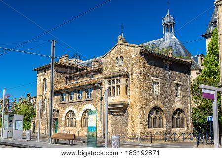 Saint Bruno Church in Bordeaux - France, Aquitaine