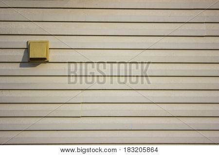 Siding wall can use for background .
