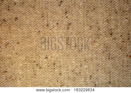 texture beige fabric made of natural wool