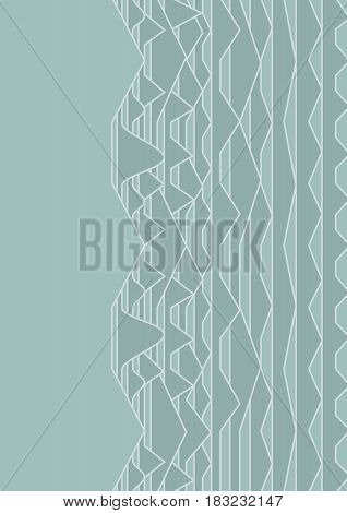 Overlay background in cubist style per se vector EPS 10