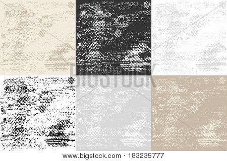 Grunge urban background texture. Vector. Dust overlay distress. Grungy effect, abstract splattered