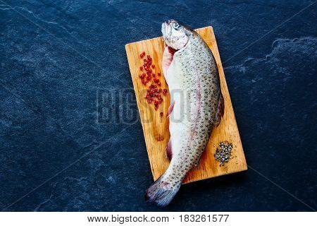 Fish With Ingredients
