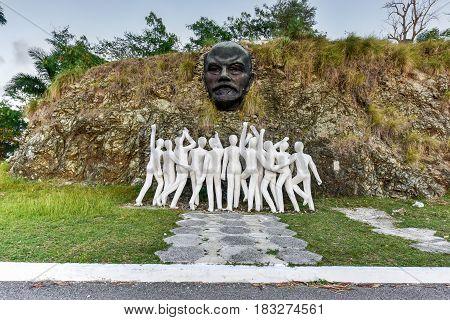 Colina Lenin (lenin Hill) - Regla, Havana, Cuba