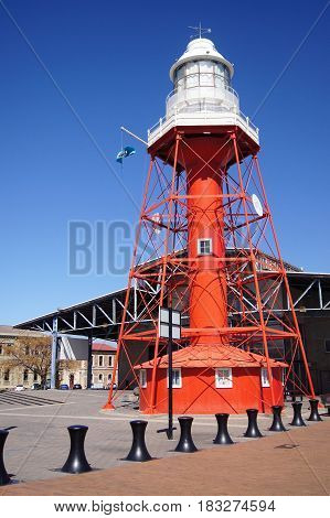 Port Adelaide lighthouse is the icon of Port Adelaide located. It was first lit in the year of 1869 at the entrance of Port River near Outer Harbor.