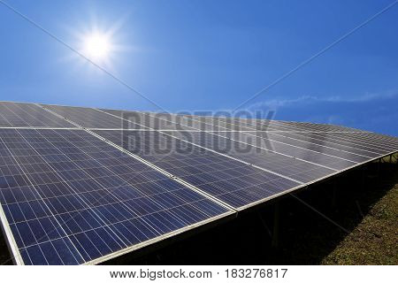 Solar Panel, Photovoltaic Alternative Electricity
