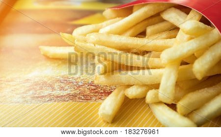 French fried is the junk food destroy your health