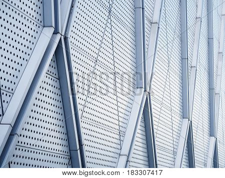 Metal Pattern Architecture details Facade Steel Geometric Structure
