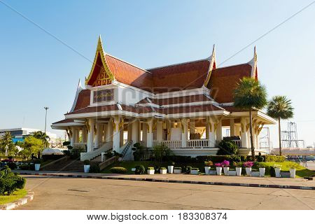 China City Shrine Udon Thani