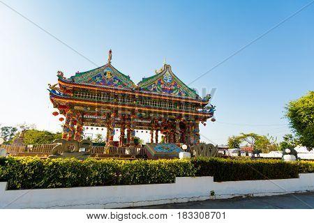 China City Shrine Udon Thani