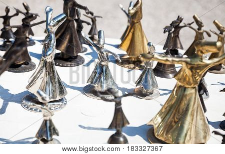 Turkish Souvenir Of Dancing Dervish