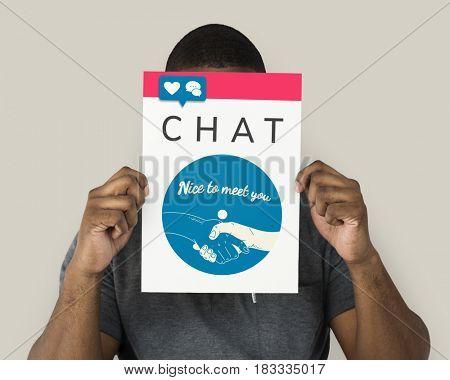 Chat Message Communication Connection Conversation