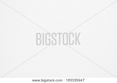 White Concrete Wall Texture Background. Suitable for Presentation and Web Templates with Space for Text.
