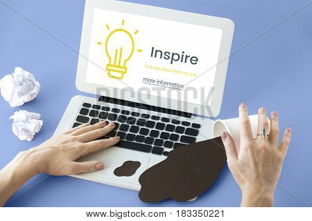 Creative Thinking Inspiration Imagination Concept