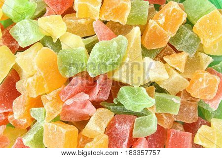 Colored dried fruits, canColored dried fruits, candied fruits, jujubedied fruits, jujube
