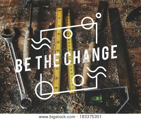 Change Creative Choose Different Ideas