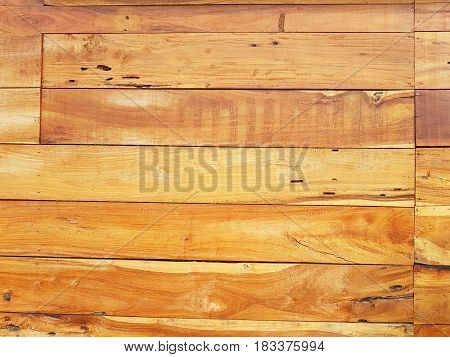 brown wood background texture with horizontal lines