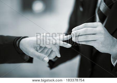 Gay Lgbt Wedding Ceremony