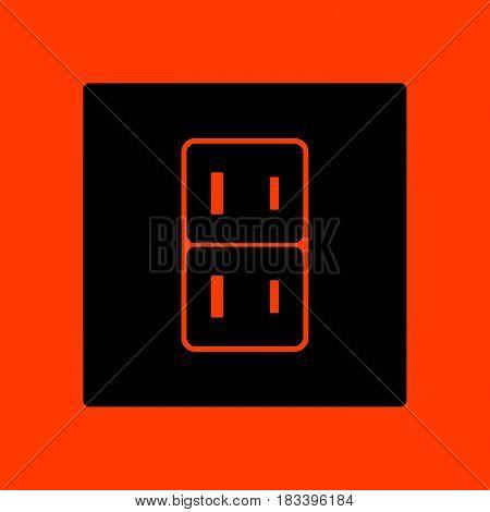 Japan Electrical Socket Icon