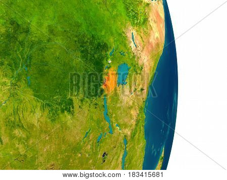 Rwanda On Planet