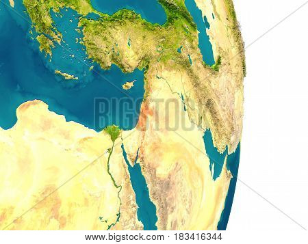 Israel On Planet