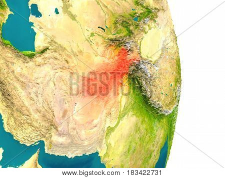 Afghanistan On Planet