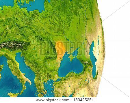 Moldova On Planet