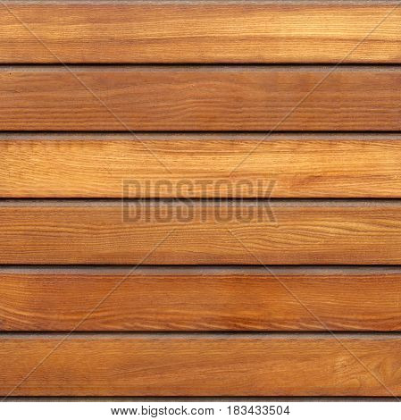 Wooden surface is brown color. Background texture.