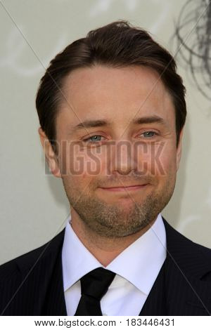 LOS ANGELES - APR 24:  Vincent Kartheiser at the National Geographic's