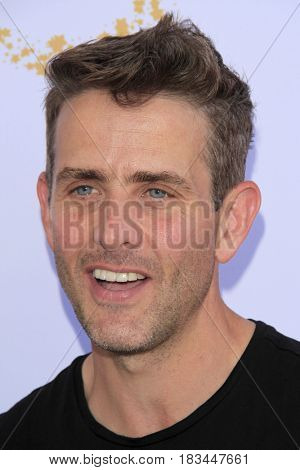 LOS ANGELES - APR 23:  Joey McIntyre at the Safe Kids Day at the Smashbox Studios on April 23, 2017 in Culver City, CA