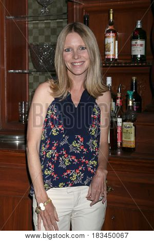 LOS ANGELES - APR 19:  Lauralee Bell at the Kate Linder 35 Years on The Young and The Restless Celebration at CBS Television City on April 19, 2017 in Los Angeles, CA