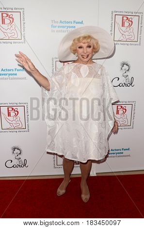 LOS ANGELES - APR 23:  Ruta Lee at the Professional Dancers Society's 30th Gypsy Awards at the Beverly Hilton Hotel on April 23, 2017 in Beverly Hills, CA