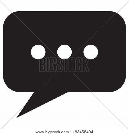 Speech Bubbles Icon Speech Bubble Discussion Talking