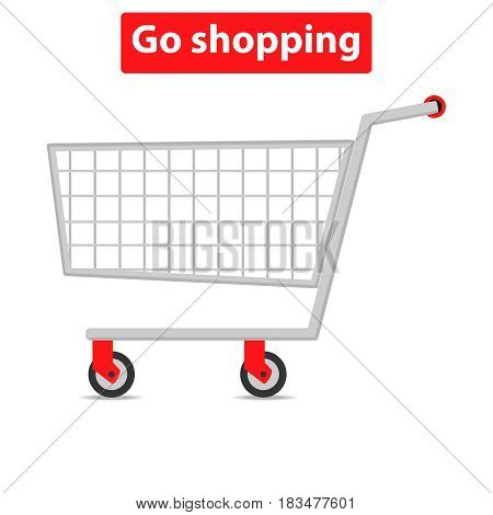 Mobile Shopping Trolley