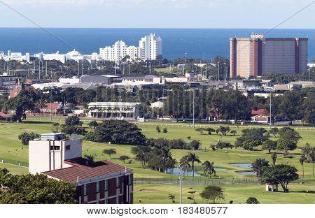 Royal Durban Golf Club And Greyville Horse Racing Track