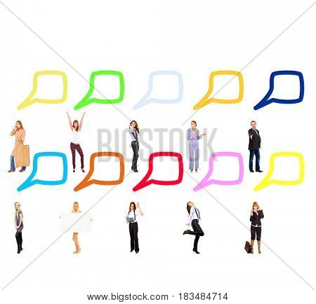 Standing and Talking Conversations in a Company
