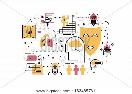 Creative Learning Illustration