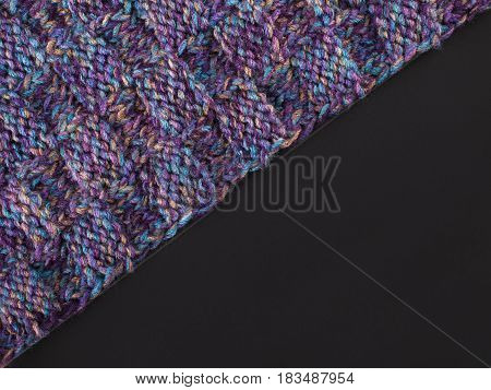 The texture of the fabric. Abstract background. Background of soft textile fabric with natural texture. Fabric background. Upholstery. Fashion design and home interior design.