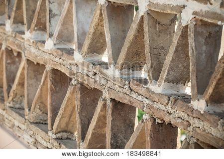 Greek Style Architecture Details, Railings