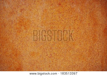Background of rusty iron. Corroded steel texture