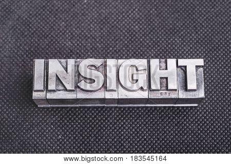 Insight Word Bm