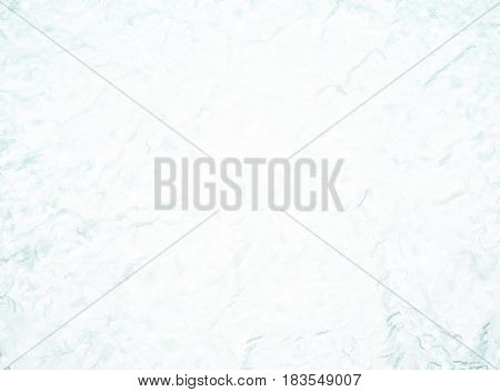 Snowy surface as background. Icy surface. 3D illustration